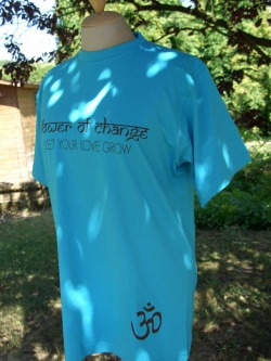 Flower of change Affirmations T -Shirt